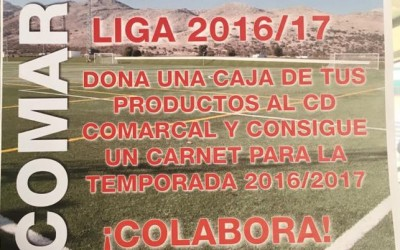 Apoyando al CD Comarcal
