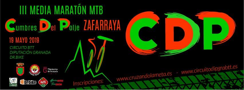LLANOFRESH OTRO AÑO MÁS COLABORA CON III MEDIA MARATÓN MTB CUMBRES DEL POLJE EN ZAFARRAYA