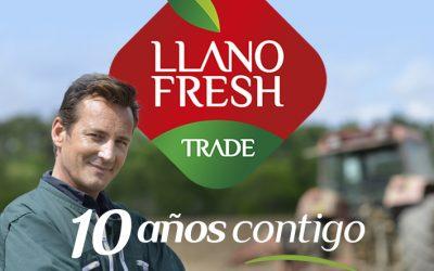 En Llano Fresh Trade cumplimos 10 años