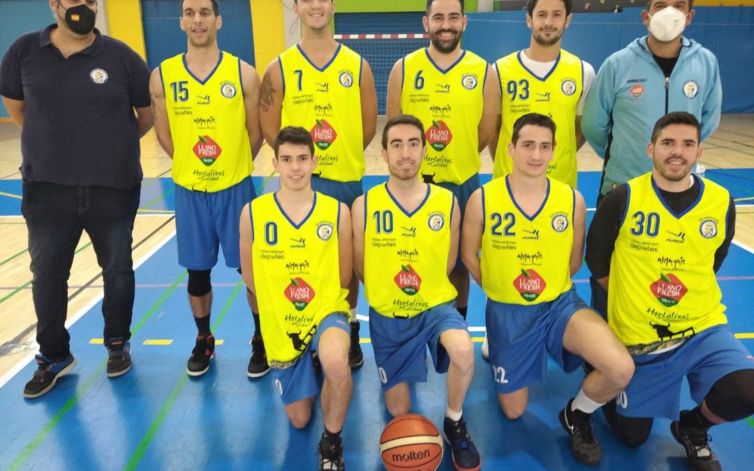 Llano Fresh colabora con el Basket de Almayate.